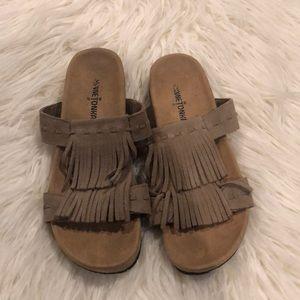 Minnetonka Moccasins Sandal